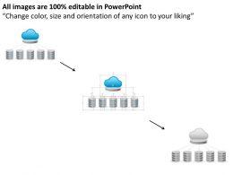 22253165 Style Technology 1 Storage 5 Piece Powerpoint Presentation Diagram Infographic Slide
