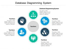 Database Diagramming System Ppt Powerpoint Presentation Clipart Cpb