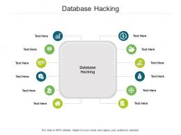 Database Hacking Ppt Powerpoint Presentation Infographic Template Layouts Cpb