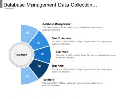 Database Management Data Collection Management Back Office Search Engine