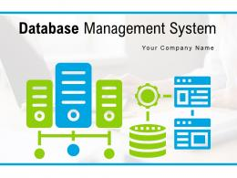 Database Management System Information Resource Technology Organizer Structure Database
