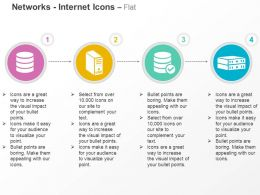 Database Server Management Networking Ppt Icons Graphics