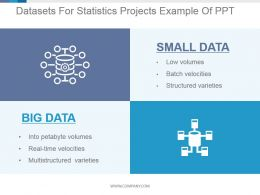 Datasets For Statistics Projects Example Of Ppt