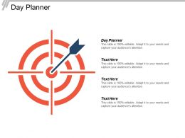 Day Planner Ppt Powerpoint Presentation Infographic Template Designs Cpb
