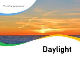 Daylight Movement Cloudy Showing Background Sunrise Landscape