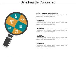 Days Payable Outstanding Ppt Powerpoint Presentation Pictures Cpb