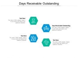 Days Receivable Outstanding Ppt Powerpoint Presentation Model Objects Cpb