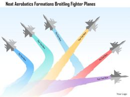 De Neat Aerobatics Formations Breitling Fighter Planes