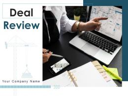 Deal Review Powerpoint Presentation Slides