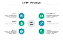 Dealer Retention Ppt Powerpoint Presentation Show Example Cpb