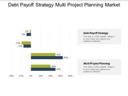 Debt Payoff Strategy Multi Project Planning Market Segmentation Cpb