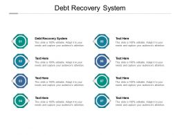 Debt Recovery System Ppt Powerpoint Presentation Infographics Template Cpb