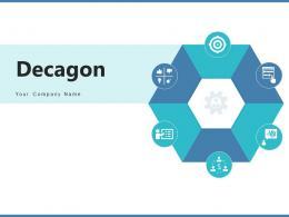 Decagon Successful Entrepreneur Strategy Business Planning Product Development