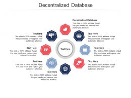 Decentralized Database Ppt Powerpoint Presentation Model Clipart Cpb