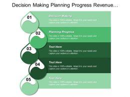 decision_making_planning_progress_revenue_services_revenue_alliances_cpb_Slide01
