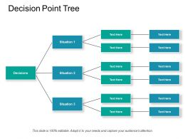 Decision Point Tree