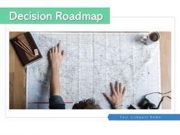 Decision Roadmap Business Funding Sourcing Strategy Risk Mitigation