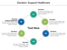 Decision Support Healthcare Ppt Powerpoint Presentation Icon Inspiration Cpb