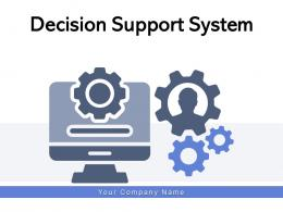 Decision Support System Analysis Information Gear Framework