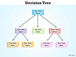 decision tree powerpoint slides presentation 12