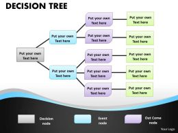Decision Tree PPT concept diagram 13