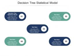 Decision Tree Statistical Model Ppt Powerpoint Presentation Show Files Cpb