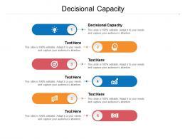 Decisional Capacity Ppt Powerpoint Presentation Portfolio Background Image Cpb
