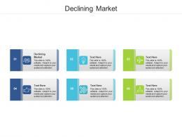 Declining Market Ppt Powerpoint Presentation Inspiration Brochure Cpb