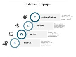 Dedicated Employee Ppt Powerpoint Presentation Gallery Rules Cpb