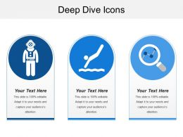 Deep Dive Icons