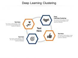 Deep Learning Clustering Ppt Powerpoint Presentation Outline Grid Cpb