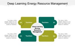 Deep Learning Energy Resource Management Ppt Powerpoint Presentation File Slide Download Cpb