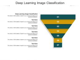 Deep Learning Image Classification Ppt Powerpoint Presentation Gallery Gridlines Cpb