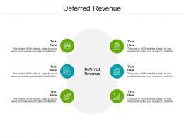 Deferred Revenue Ppt Powerpoint Presentation Inspiration Master Slide Cpb