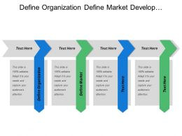 Define Organization Define Market Develop Positioning Strategy Plan Budget