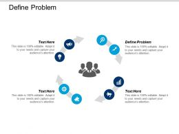 Define Problem Ppt Powerpoint Presentation Gallery Example File Cpb