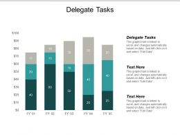 Delegate Tasks Ppt Powerpoint Presentation Outline Guide Cpb