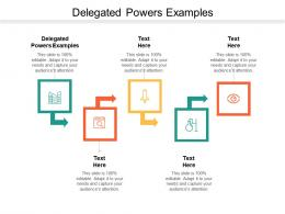 Delegated Powers Examples Ppt Powerpoint Presentation Styles Summary Cpb
