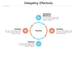 Delegating Effectively Ppt Powerpoint Presentation Model Picture Cpb