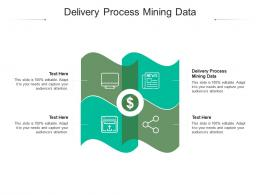 Delivery Process Mining Data Ppt Powerpoint Presentation File Skills Cpb