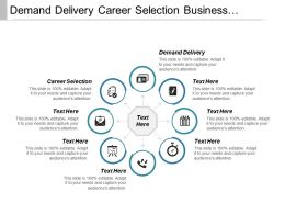 Demand Delivery Career Selection Business Development Dynamic Pricing Cpb