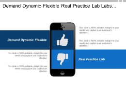Demand Dynamic Flexible Real Practice Lab Labs Demand