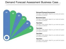 Demand Forecast Assessment Business Case Spaceport Operational Model