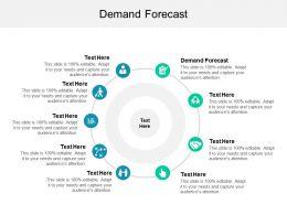Demand Forecast Ppt Powerpoint Presentation Styles Ideas Cpb