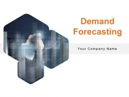 Demand Forecasting Powerpoint Presentation Slides
