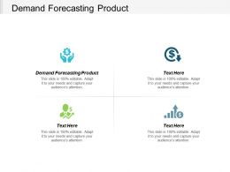 Demand Forecasting Product Ppt Powerpoint Presentation Portfolio Visuals Cpb