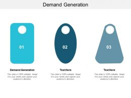 Demand Generation Ppt Powerpoint Presentation Gallery Inspiration Cpb