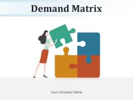 Demand Matrix Customer Associated Uncertainty Innovative Products Potential
