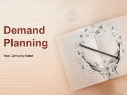 Demand Planning Powerpoint Presentation Slides