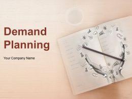 Demand Planning Powerpoint Presentation Slides